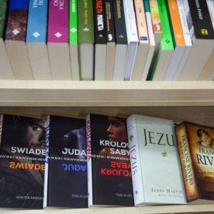 Książki o tematyce religijnej